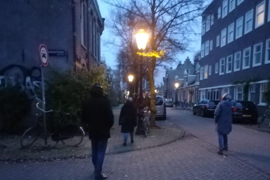Soundwalk through De Pijp